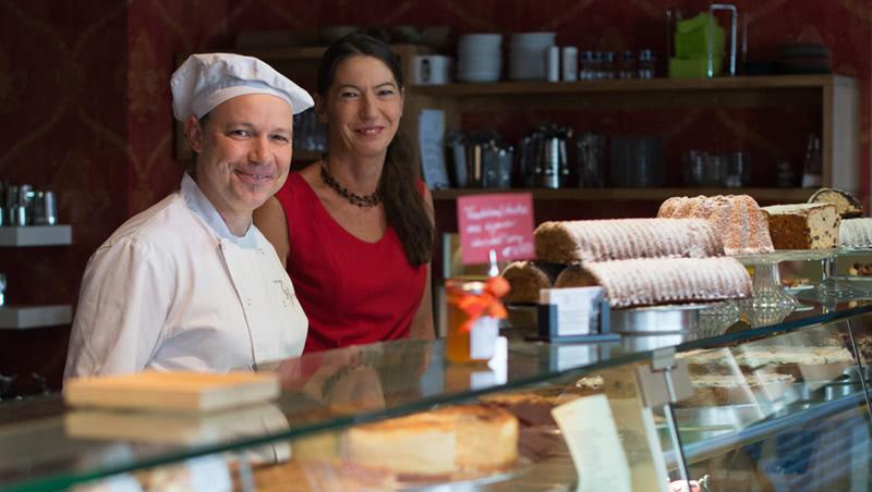 Das neue Café Herzog:Bad Bergzabern - Handgemachtes mit Herz